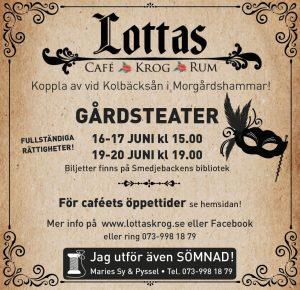 annons Lottas Café 180523